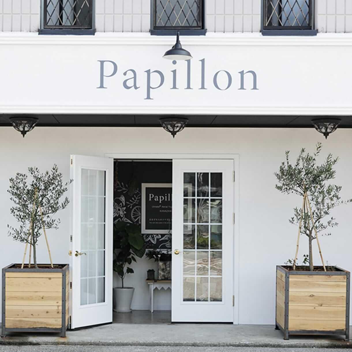 Papillonのスタジオ外観画像
